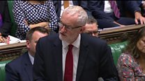 Corbyn: Commons will not be 'bounced' on Brexit