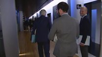 Barnier silent on Brexit extension
