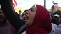 معترضان لبنانی در خیابان چه میخواهند؟
