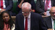 Corbyn: Brexit deal 'worse than terrible'