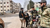 Nta wuzi kazoza k'aba 'Kurdes' b'aba nye Syria