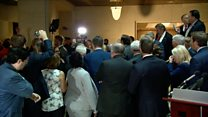 Chaotic scenes as Republicans storm deposition