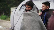 هشدار در مورد وضعیت مهاجران در بوسنی