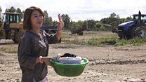 Заброшенная русская деревня, которую возродили китайцы