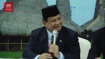 "Prabowo Menteri Pertahanan, aktivis HAM: ""Ini kesalahan besar"""
