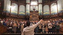 Choirs descend on Derry for international festival