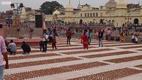 अयोध्या में 'दीपोत्सव' की जोरशोर से तैयारियां