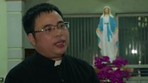 Vietnam priest: 'The whole country is in sorrow'