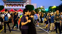 Taiwan's first pride...