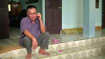 Vietnamese man's son feared dead in lorry