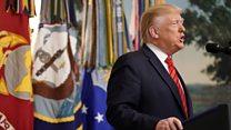 Trump: 'Abu Bakr al-Baghdadi is dead'