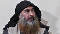 Where does Baghdadi's death leave IS?