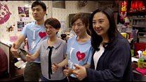 香港抗议:餐厅也要靠边站