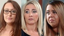 'Our cosmetic surgery went wrong'