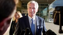 Michel Barnier 'happy' Brexit extension agreed