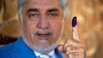 عبدالله عبدالله: کار انتخابات ریاست جمهوری افغانستان در همان دور اول تمام است