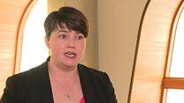 Davisdson: 'I choose Holyrood' over PR job