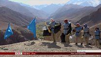 بامیان به ډېر ژر له مځکنيو ماينونو پاک لومړنى افغان ولايت اعلان شي