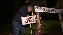 Eight-year-old's secret poppy mission completed