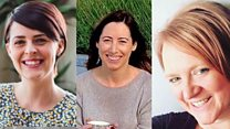 Three women on having IVF treatment whilst working
