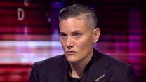 Banal violence normalised, says ex-Olympian Legler