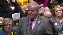 Blackford criticises 'wreaking ball' Brexit plan