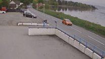 Fatal crash driver seen speeding on CCTV