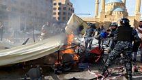 اشتباكات وانتصارات تبعت استقالة الحريري