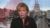 Soubry's mother and partner 'were sent threats by post'