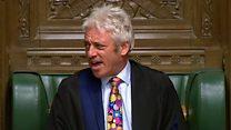 Беркоу: спикер британского парламента прекращает орать
