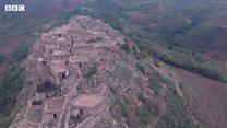 ชองเก หมู่บ้านอายุ 900 ปี บนยอดเขาในเอธิโอเปีย