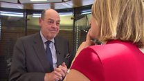 Sir Nicholas Soames: 'I was very lucky'
