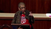 Nationals World Series win celebrated in Congress