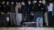 How the BBC reported the fall of the Berlin Wall