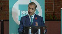 Farage: Trump is a 'fan of Boris Johnson'
