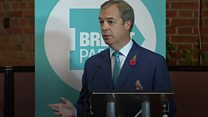 Farage tells Johnson to 'drop the deal'