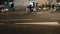 """Bikers """"caused fear"""" in Halloween ride out"""