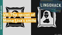 Lingohack - урок англійської про таємницю Мона Лізи