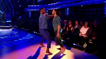 Johannes and Graziano make Strictly history