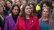 Swinson threatens legal action over TV debate