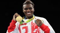 Nicola Adams: 'I've paved the way for female boxers'