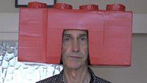 'Cardboard box heads transformed my confidence'