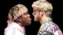 KSI vs Logan Paul: 'Someone's getting knocked out'