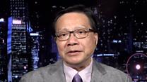 "BBC专访香港前高官张炳良:""一国两制""才是香港的最终未来"