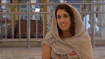 'میں یہ دیکھنا چاہتی ہوں کہ پاکستان اور انڈیا میں کیا فرق ہے'