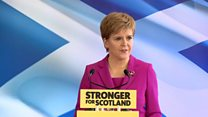 Sturgeon: SNP 'will protect the NHS'