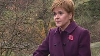 Sturgeon grilled on possible Corbyn alliance