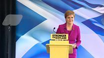 Sturgeon: 'Future of the country is at stake'