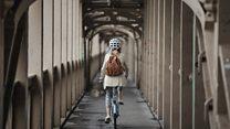 A jornada global da bicicleta