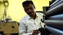 من صناعة الأحذية إلى صناعة الأخبار في الهند